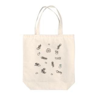 レオパ集合  シンプル Tote Bag