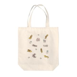 レオパ集合  カラフル Tote Bag