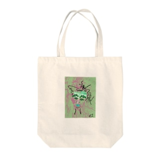 blessed  rain #3 Tote bags