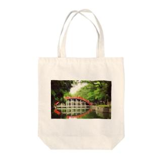 住吉さん Tote bags