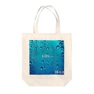 InspirationSの水滴 Tote bags