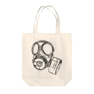 MASK Tote bags