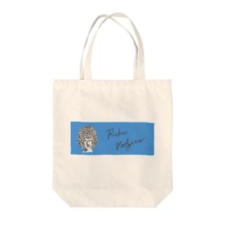 リッチー・モジャース Tote bags