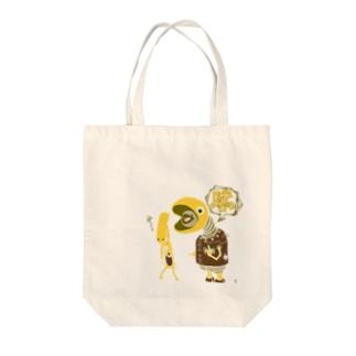 マイゴ Tote bags