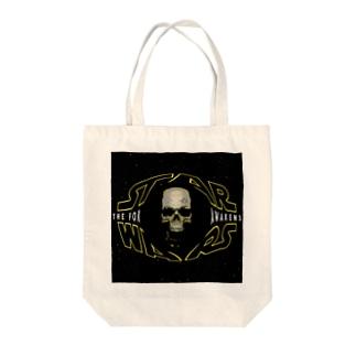 宇宙戦争 Tote bags