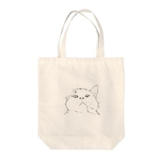 みゃー Tote bags