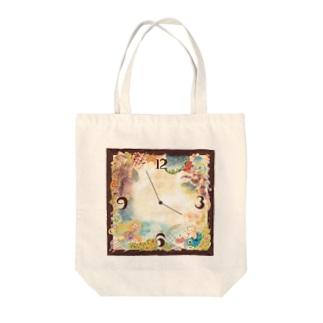 さくらもち:一年時計 Tote bags