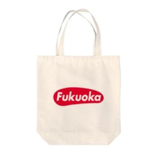 FUKUOKA MENTAI Tote bags