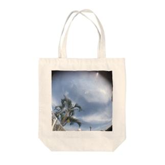 沖縄summer  Tote bags