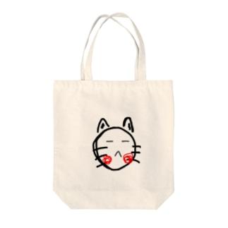 ニャン太郎 Tote bags