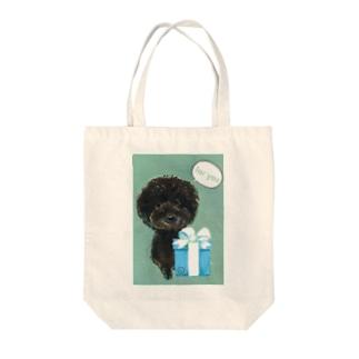 ギフトヒュー Tote bags