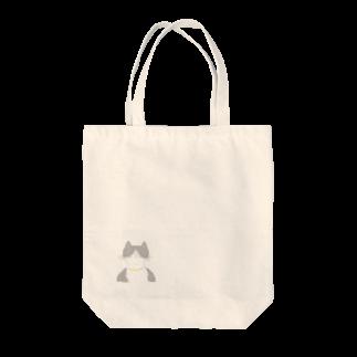 すぎやままりのはちわれ猫 Tote bags