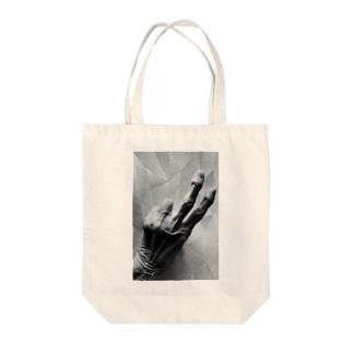 老人の手39 Tote Bag