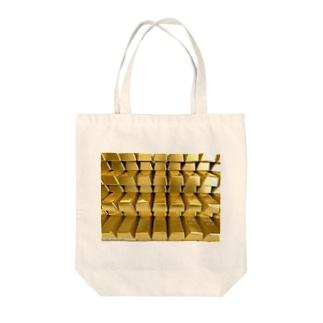 金塊 Tote bags
