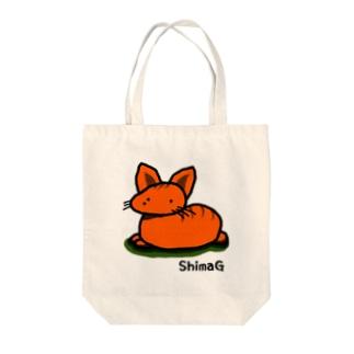 「しまG] Tote bags