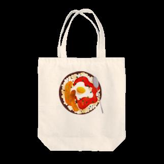 tmkのArroz Cubana Tote bags