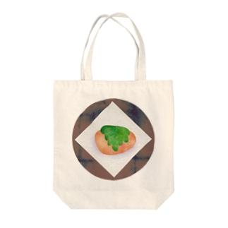 Sakuramochi Tote bags