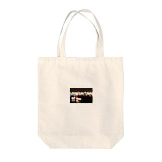 マル Tote bags