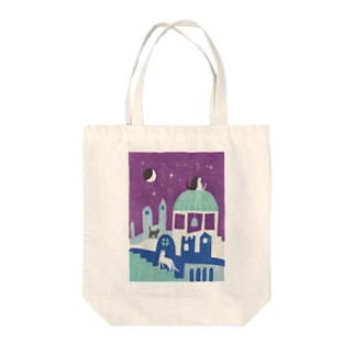 猫町夜記 Tote bags