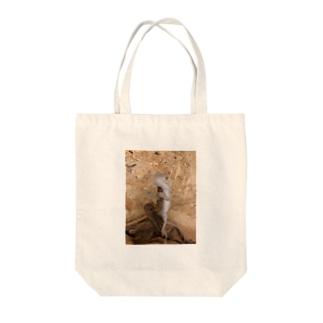 白澤さん Tote bags
