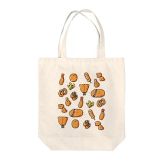 プレミアムフライデー(あげものふれんず) Tote bags