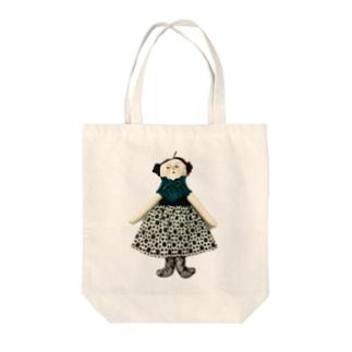 フランソワーズちゃん C Tote bags