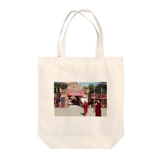 Myanmar no Obo-san TOTE Bag Tote bags
