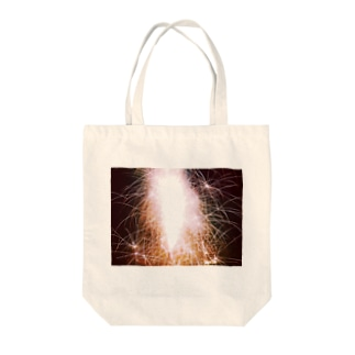 spark Tote bags