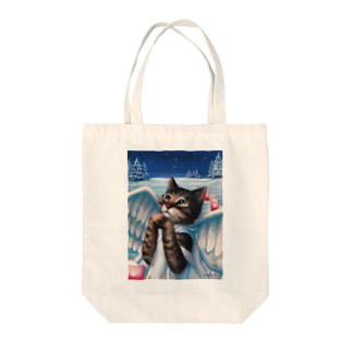 tokittyのPray For You Tote bags