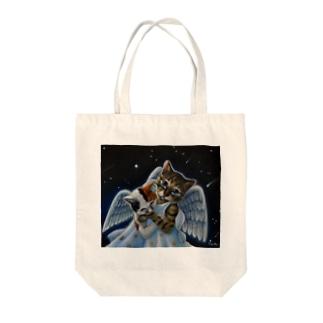 地球へ・・・ Tote bags