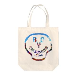 リョーガイコツムラ君(Carnival) Tote bags