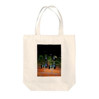 お酒とカメラと公園と Tote bags