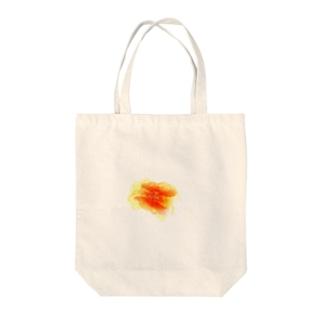 座布団の恋の始まり Tote bags
