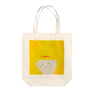 澄んだ瞳 Tote bags