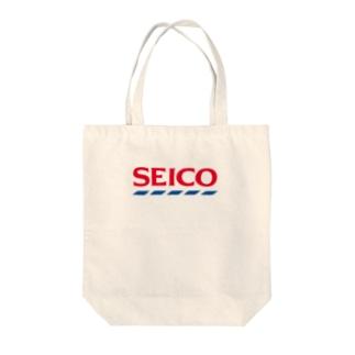 tesco-bootleg Tote bags