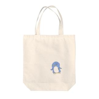 くちゆがぺんぎん Tote bags
