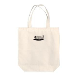 e-moくん Tote bags