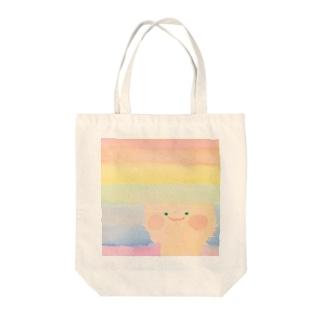 七色のシンフォニー   Tote bags