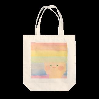 maki shidaの七色のシンフォニー   Tote bags