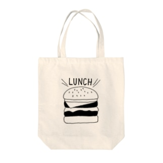 LUNCH Tote bags