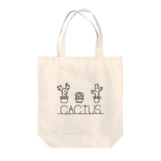 CACTUS  Tote bags