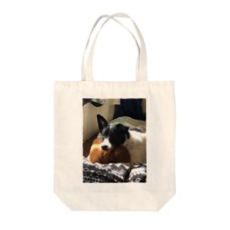 アンニュイひっぷ Tote bags