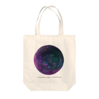 planet series / 1st Tote bags