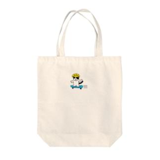 スケボーキャット(猫) Tote bags