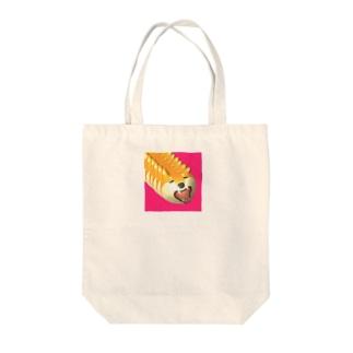 inu ~~~ Tote bags