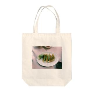 gyoza  Tote bags