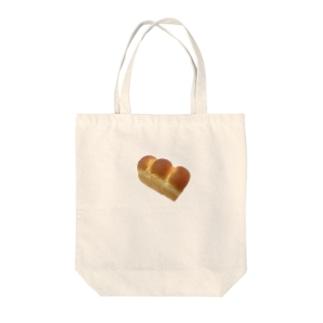 Ripple 食パン Tote bags