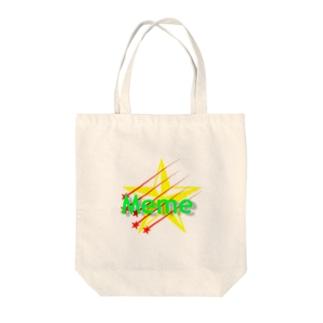 Meme Tote bags