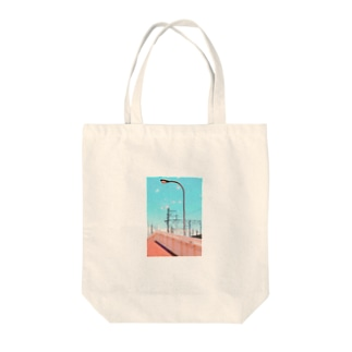 The summer solstice Tote bags