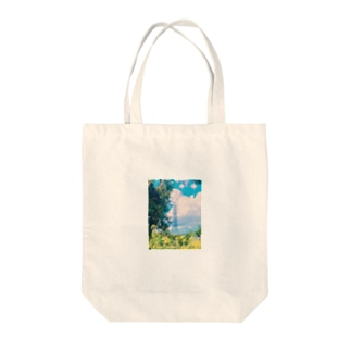 The summer solstice 「0」 Tote bags